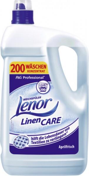 Lenor Professional Weichspüler Konzentrat - Aprilfrisch 5 Liter