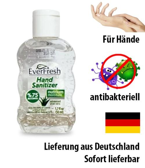 Hände Desinfektionsgel - 50ml